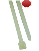 L.H. Dottie DT14H Cable Tie, Heavy Duty, 38cm Length by 0.8cm Width by 0.2cm Thickness, Natural, 50-Pack