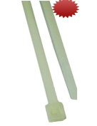L.H. Dottie DT36H Cable Tie, Heavy Duty, 90cm Length by 0.9cm Width by 0.2cm Thickness, Natural, 50-Pack