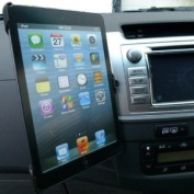 Easy Fit Dedicated Air Vent Mount for Apple iPad Mini