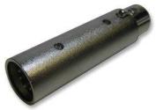 5 Pin Male To 3 Pin Female DMX Plug Adaptor