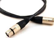 Conquest Sound S2BN 20 6.1m LoZ XLR Hi Definition Microphone Cable - Neutrik XLR Female/XLR Male