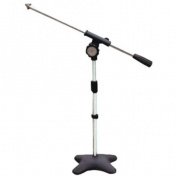 Pyle PMKS7 - Compact Base Microphone Stand