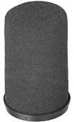 Shure RK345 Replacement Windscreen for SM7, SM7A and SM7B Microphones, Black