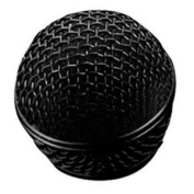 On-Stage Stands Steel Mesh Mic Grille - Black