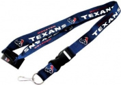 Houston Texans Clip Lanyard