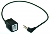 Headset Buddy RJ9-PH25-Female RJ9/RJ22 to Male 2.5mm Headset Adapter
