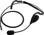 ICOM HS95 Non-Waterproof Behind-The-Head Headset for ICMM7201