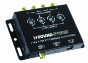 Sound Storm Laboratories SVA4 Video Signal Amplifier with Single Video Source Input and 4 Video Outputs