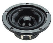 Visaton W100S-4 10cm Woofer with Treated Paper Cone 4 Ohm