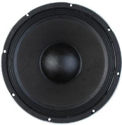 MCM Audio Select 55-2962 3.7m Die Cast Woofer with Paper Cone and Cloth Surround - 175W RMS 8ohm