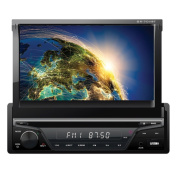 Gravity - VGR-S710UBT - 18cm Double-Din Touchscreen DVD/CD/MP3/USB Receiver with Bluetooth