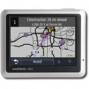 Garmin nüvi 1250T 8.9cm Portable GPS Navigator with Traffic