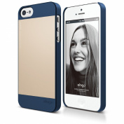 elago S5 Outfit Aluminium and Polycarbonate Dual Case for the iPhone 5/5S - eco friendly Retail Packaging