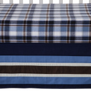Castle Hill Surfside Baby 3pc Crib Bedding Set - Stripes