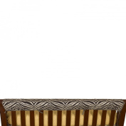 Cotton Tale Sumba Front Crib Rail Cover up