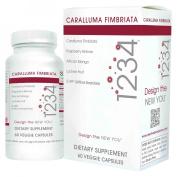 Creative Bioscience Caralluma Fimbriata 1234 Dietary Supplement - 60 Capsules