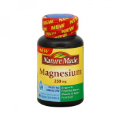 Nature Made Magnesium Dietary Supplement - 90 Softgels