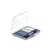 Cover Girl Queen Collection Eye Shadow 4Kit - Blue Notes