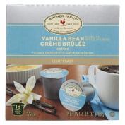Archer Farms Vanilla Bean Creme Brulee SIngle Cup 18 ct