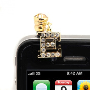 Iphone Jack Anti Dust Plug Cover Stopper E Initial
