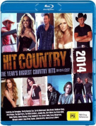 Hit Country 2014 (CD/DVD) [Region 4]