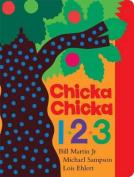 Chicka Chicka 1, 2, 3 (Classic Board Books) [Board book]