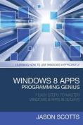 Windows 8 Apps Programming Genius