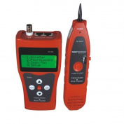 NOYAFA NF-388 Multipurpose Network LAN Phone Audio Cable Tester with 8 Far-end Passive Test Jacks