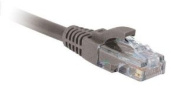4.3m Grey Cat6 Ethernet Patch Cable