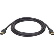 1.8m Firewire IEEE 1394 Cable - 6pin/6p F005-006