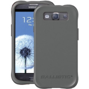 Ballistic LS0950-M145 LS Smooth Case for for for for for for for for for for for Samsung Galaxy SIII/S3 Retail Packaging - Charcoal