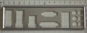 I/O IO back plate SHIELD for ASUS P8Z68-V PRO P8Z68-V/GEN3 P8Z68-V PRO/GEN NO.12