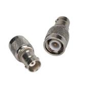 RF coaxial coax adapter TNC male to BNC female
