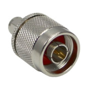 ExpertPower® SMA Male to N Male Adapter