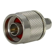 ExpertPower® RP-SMA Male to N Male Adapter
