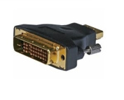 Wennow Gold Plated M1-D (P & D) Male to HDMI Female Adapter