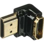 Pearstone HDMI 90-Degree Adapter - Horizontal to Vertical Orientation