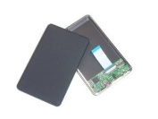 Micro SATA Cables - 4.6cm HDD CASE Enclosure for ZIF LIF 24 Pin for Samsung HS12UHE