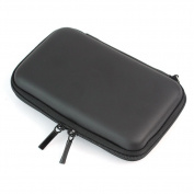 RHX New Portable Carrying Zipper Case Bag Pouch Protection For GPS Hard Disc Drive