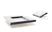 2nd HDD / SSD caddy for Sony VAIO SE black series