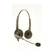 Dual Ear Call Centre Headset for Aastra, Allworx, Altigen, Avaya, Nortel Meridian, Norstar, NEC, PolyCom, ShoreTel, Plantronics T20, for for for for for for for for for for Samsung , Talkswitch telephones