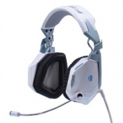 Mad Catz F.R.E.Q.5 Stereo Gaming Headset for PC and Mac - White