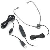 AL-60 Aluminium USB Headset