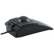L-trac Laser Trackball with scroll Wheel Black USB By Ergoguys