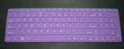 """Silicone Keyboard Protector Skin Cover for IBM Lenovo IdeaPad B570, B575, G570, G575, G770, G580, G585, G780, N580, N585, Z580, Z585, U510, Y580, Y570, Y570D, Z560, Z565, Z570, V570 (if your """"enter"""" key looks like """"7"""", our skin can't fit)"""