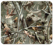 Back Woods Deer Camouflage Mouse Pad from Redeye Laserworks