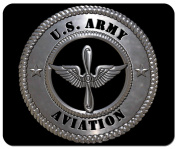 US Army Aviation Mouse Pad from Redeye Laserworks