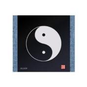 Allsop Ying Yang Mouse Pad, Black