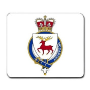McCarthy Ireland Family Crest Coat of Arms Mouse Pad