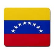 Venezuela Flag Mouse Pad